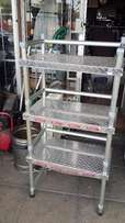 Three divider display tray/stand R349 Come and pick up from the shop a