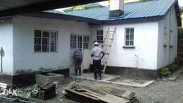 2 bedrooms at Kabachia section 58 own compound