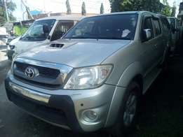 Toyota Hillux Invisible Newly Arrived