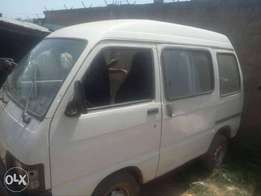 A neat Dhasun bus up for sale