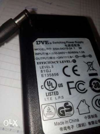 Switching power supply 24V 1.6A
