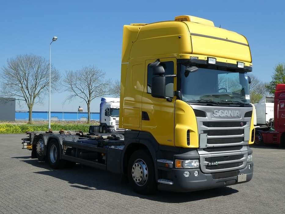 Scania R440 tl mnb ret. euro 6 - 2013 - image 2