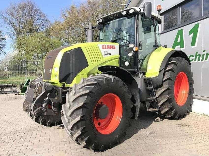Claas axion 810 - 2013 - image 2