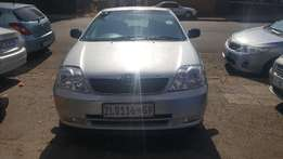 2006 toyota runx 1.4 rt for sale