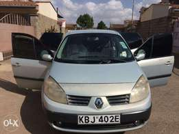 Personal car Renault Scenic 1.6 16v