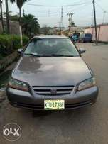 Nigerian used Honda accord for sale with cooling air condition like ic