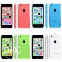 Apple iPhone 5c In a Shop