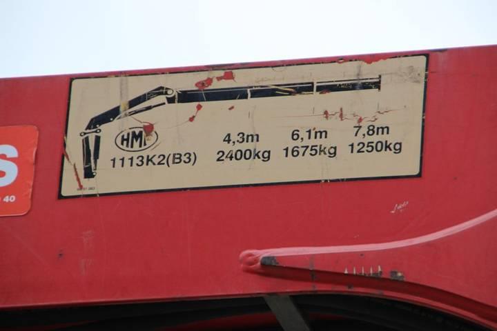 Iveco 190S310 KRAAN/KIPPER!! EURO5!! - 2008 - image 14