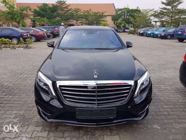 Urgent buyer needed, Benz s500 late 2016 Lekki - image 1