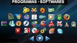 Softwares,Programmes and Games for PC