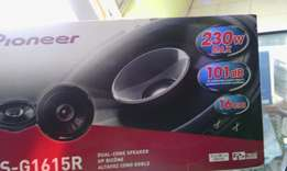 6'' speaker for car doors