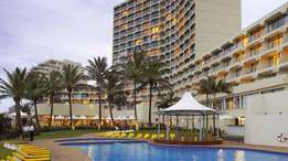 Week's stay at the Umhlanga Sands (1 to 8 April 2017)