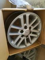Bargain 17 inch Toyota Fortuner Rims for Sale