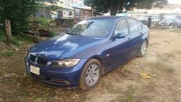 Registered BMW 318i - 2007