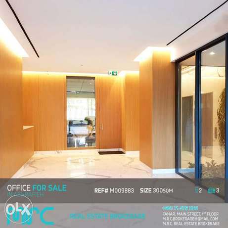 LUXURIOUS 300SQM OFFICE!! In a Prime location in Ashrafieh