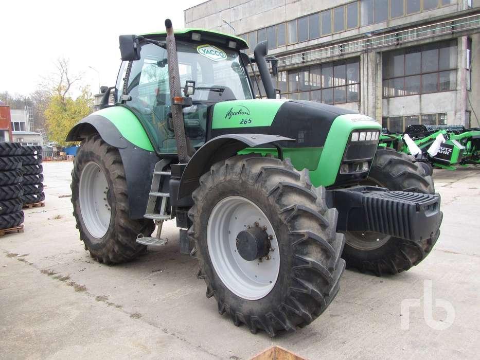 Deutz-fahr Agrotron 265 - 2006