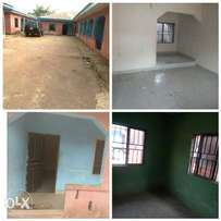 Vacant 2Bedroom Apartments in Avu town