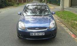 2007 Ford fiesta 1.6 ghia with leather seats