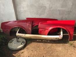VW Golf front fenders. mk 1 and 2