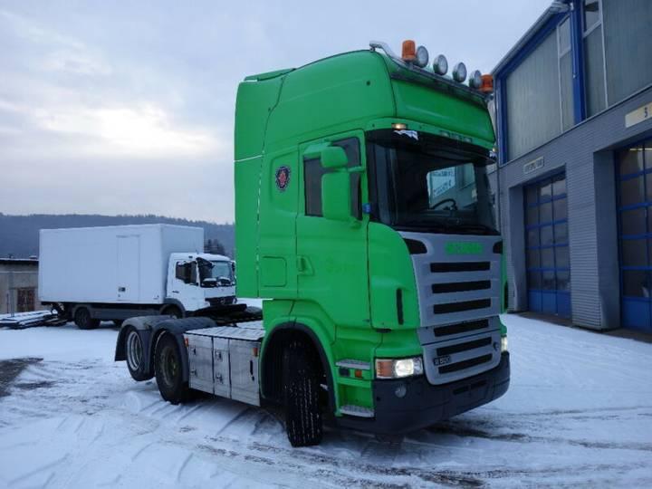Scania R 500 6x2 - 2006