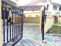 4-Bedrooms Duplex with BQ & CCTV camera at N50million in Crown Estate