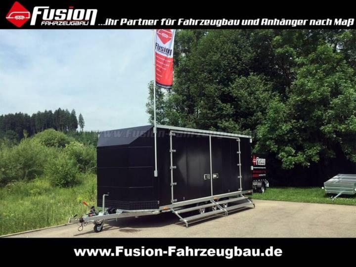 Promotion und Autotransporter Premium 600cm 3,5t