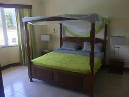 Fully furnished two bedrooms apartment, Nyali
