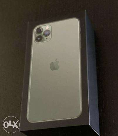 iPhone 11 Pro Max - 64GB الجموم -  4
