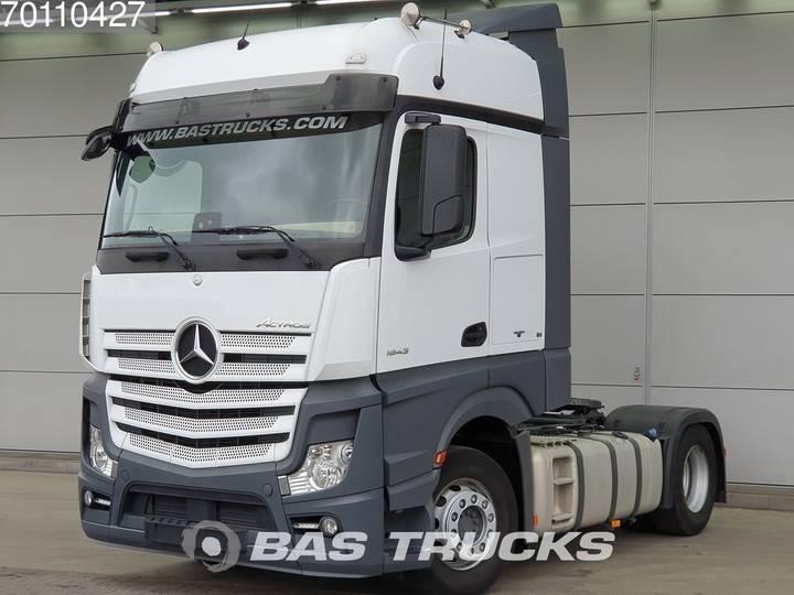 Mercedes-Benz Actros 1843 LS 4X2 Retarder ACC Euro 6 - 2015