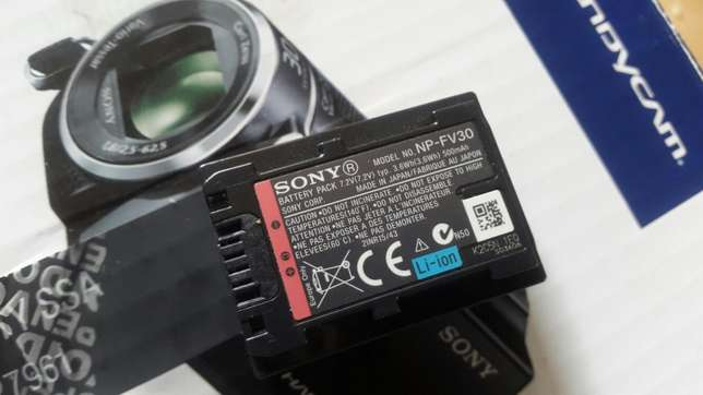 Sony Handycam HDR-CX190E, Full HD, excellent condition, Potchefstroom - image 3