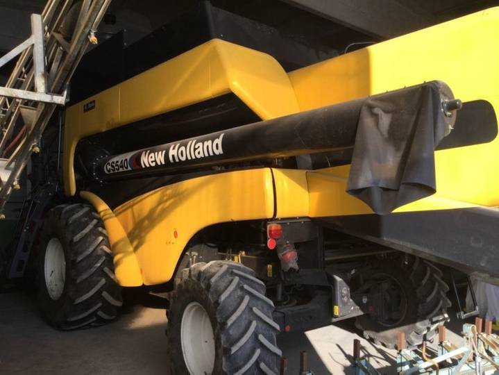 New Holland cs 540 - 2004