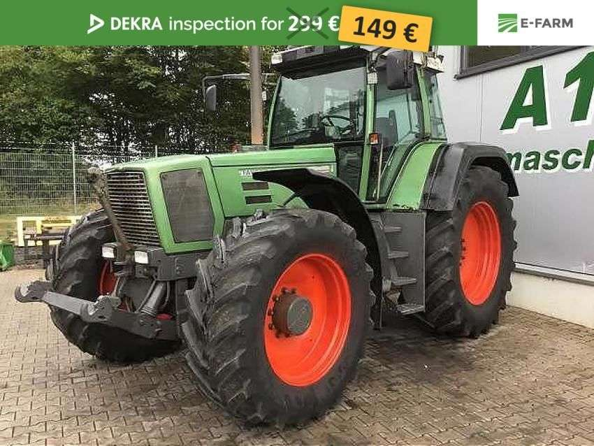 Fendt 824 favorit - 1994