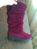 Зимові Сапоги - Жіноче взуття в Чернівці - OLX.ua 4944b4d65dbd5