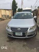 Passat 2009 first body turbo