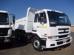 Nissan UD440 10 Cube Tipper Truck for sale