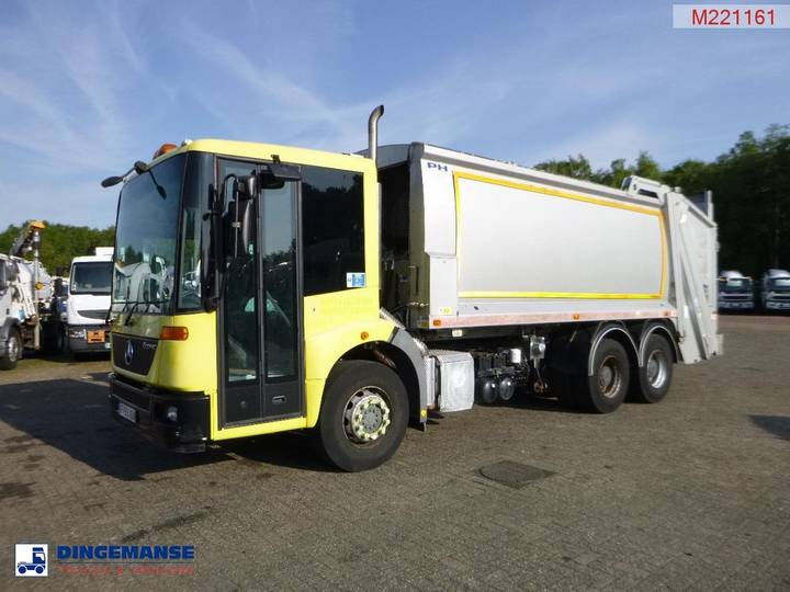 Mercedes-Benz Econic 2629 LL 6x4 RHD refuse truck - 2009