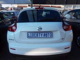2013 Nissan Juke Sports 105,000 km SUV 1.6 Manual Gear