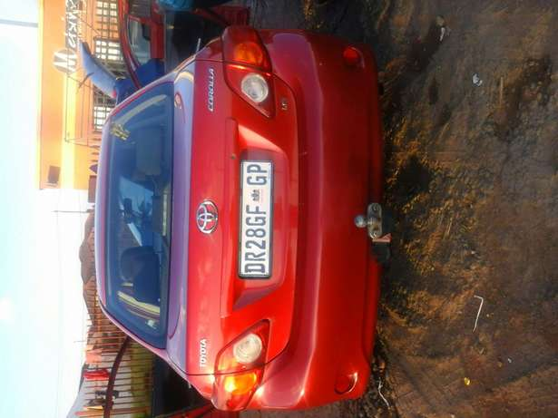 Toyota corolla 1.6 mmt Clayville - image 3