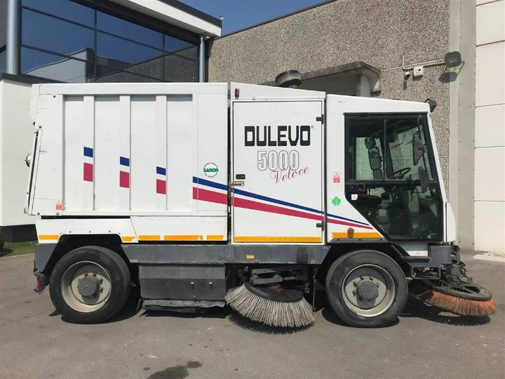 Dulevo 5000 Veloce - 2001
