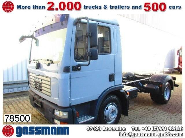 MAN tgl 8.180 4x2 bb nebenantrieb für kipper - 2007