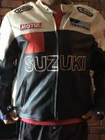 Suzuki Leather Racing Jacket