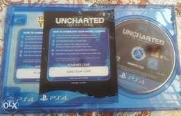 Uncharted 5 Lost Legacy (buy, finish & sell or keep + delivery)