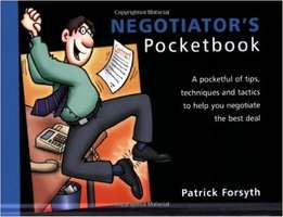 The Negotiator's Pocketbook (The Pocketbook) Paperback