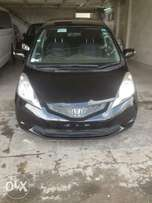 Honda fit KCP with alloy rims. Low mileage