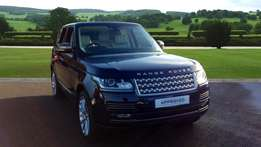 2013 Range Rover 5.0 Autobiography*panoramic roof*rear jet seating