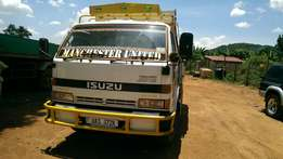 Isuzu juston on sale