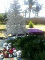 Selling White Christmass tree