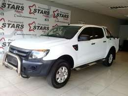 2015 Ford Ranger 2.2 XL D/C Available Now!