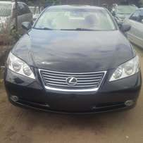 Tincan Cleared Tokunbo, Lexus ES350, 2009. Key-less Entry, Very OK