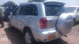 Toyota Rav4 4x4 1800cc Awesome Condition